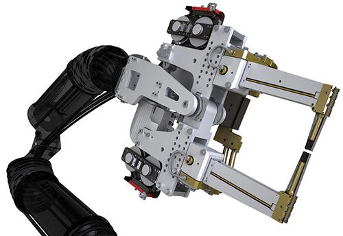 Low maintenance spot welding gun Fronius