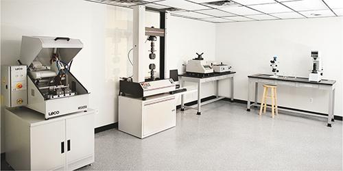 metallurgical lab