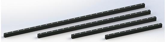 Hilma hydraulic roller bars