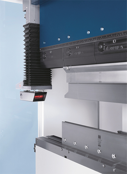 press brake safety include the use of optical devices