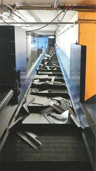 hinged steel-belt conveyors