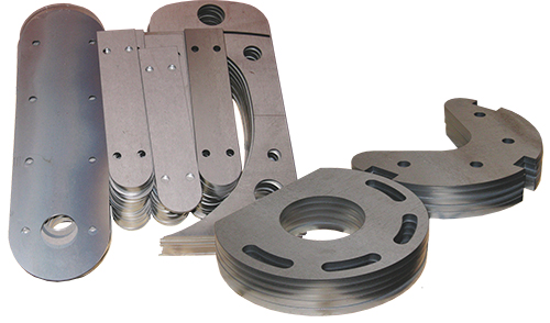 mounting brackets for cranes