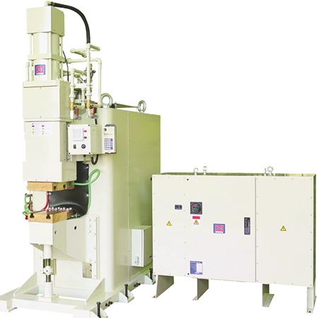 Dengensha Flexwave resistance-weld machine