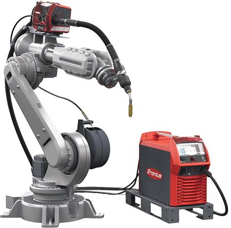 Fronius robotic welding