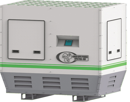 MJC Engineering hydraulic power system