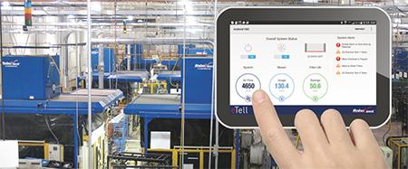 Robovent air-quality control system