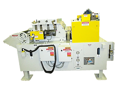 Coe Press Equipment coil feed lines