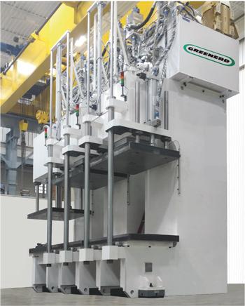 Greenerd Press hydraulic press