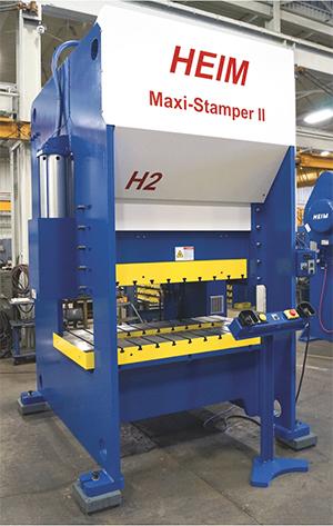 Heim Group H-Frame Mechanical Press