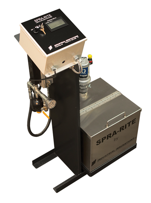Industrial Innovations lubrication spray system