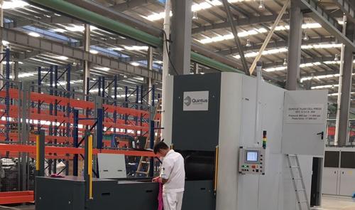 Quintus Technologies Flexform press