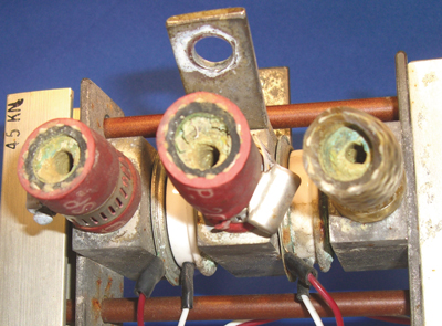 Accumulation of contaminants within water passages can cause a welding machine to overheat