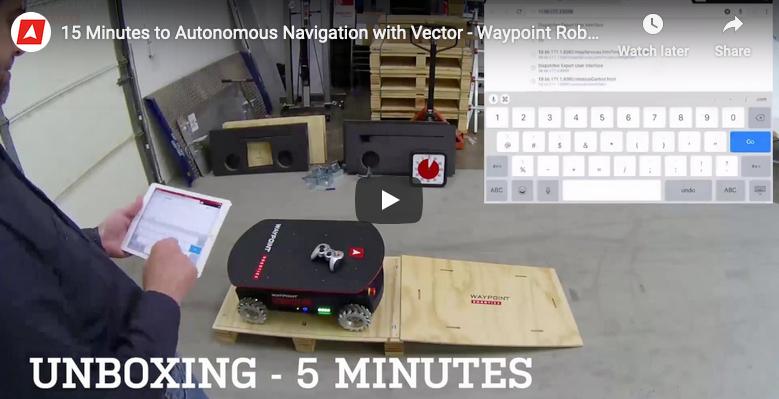Waypoint video