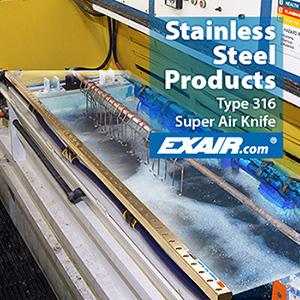Exair Super Air Knife image