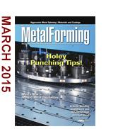 March 2015 MetalForming