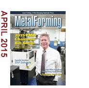 April 2015 MetalForming