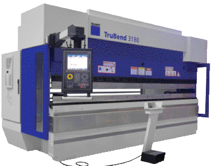 Press Brake Offers 12 ft. between columns