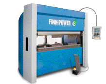 Servo-electric press brake