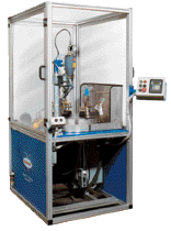 Brazing machine for low-volume applications