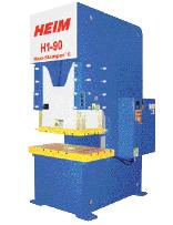 Standard and custom presses