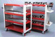 Modular Tool-storage carts