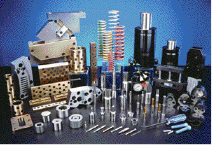 Precision die components