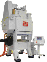 High-speed, high-precision press technologies