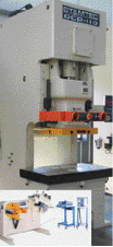 Presses, coil lines, QDC apparatus