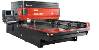 Laser-cutting system delivers accuracy