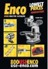 Master tool catalog