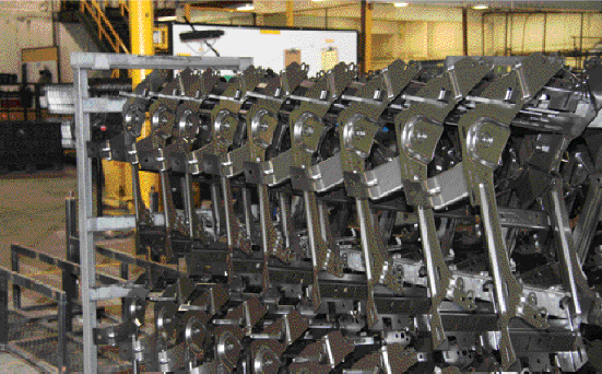 e-coating of parts are ever-more attractive to automotive OEM' and Tier Ones.