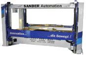 Compact side-transfer system