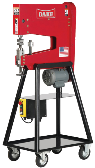 Power Hammer Forms Steel to 16-Gauge