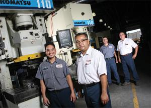 CNC turret punch presses