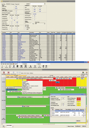 JobBoss ERP System
