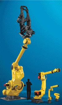 Tradeshow Fanuc Robotics