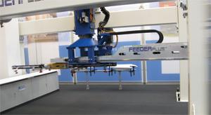 Strothmann FeederPlus linear robot