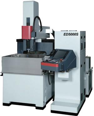 CNC Small-hole EDM Drill