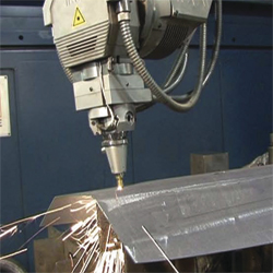 Advancements in 3-D laser cutting