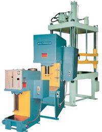Hydraulic Presses-New and Rebuilt Models