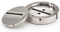 Parting Tool for CNC Punch-Press Applications