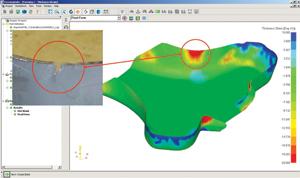 FormingSuite FastIncremental simulation