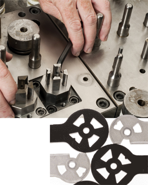 Change in tool coatings