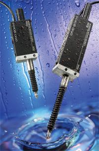 Compact sensor with waterproof seal