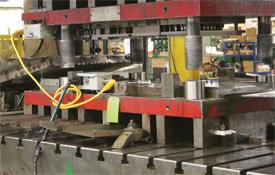 Productivity Cliron Metals fully sensored dies