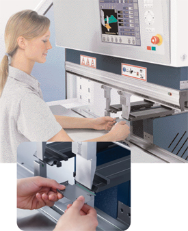 Articles - Better Press Brakes Yield Precision for Profit