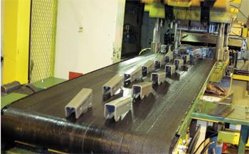 New 200-ton press line