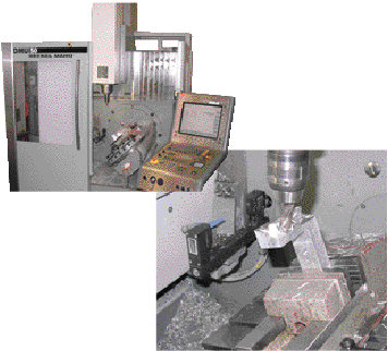Cimatron Technologies milling machine