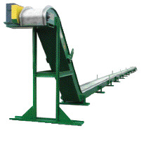 Magnetic Products beltless magnetic conveyor