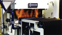 mesh belt furnaces for the production heattreatment